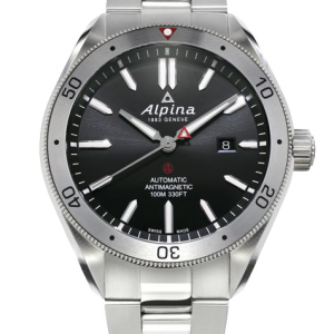 ALPINER 4 AUTOMATIC BLACK