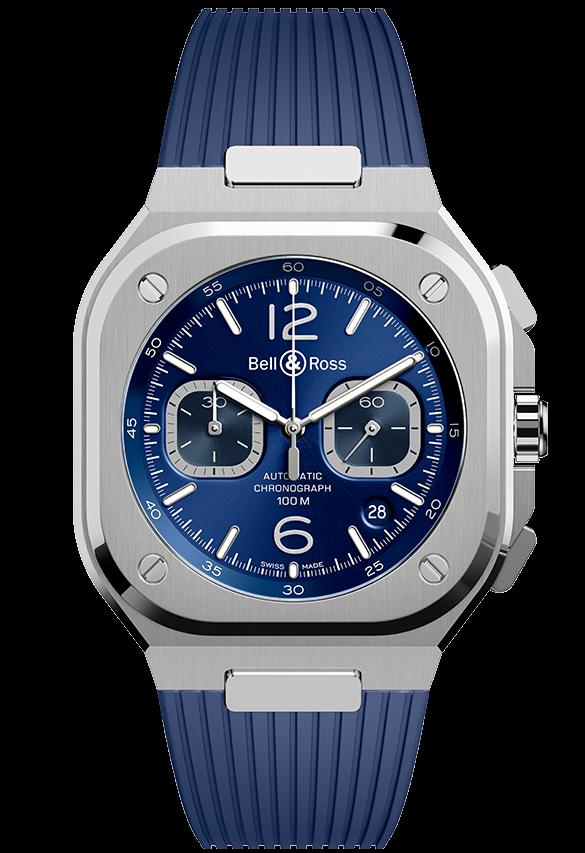 BR05-chrono-blue-steel-rubber